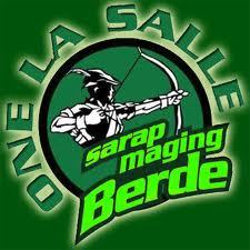 ANIMO LA SALLE NO MATTER WHAT!!!