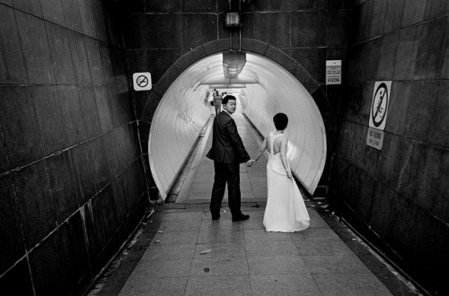 Tunnel of Love by _Bunn_ on Flickr.Posting this mainly because I love Bruce Springsteen's song (and album) of the same name.