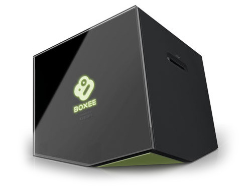 Drop in the price of Boxee Box