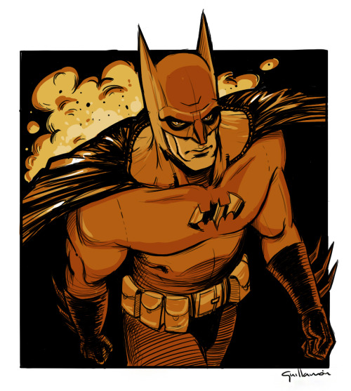 Mi versión de BATMAN para DRAWING.JAM!