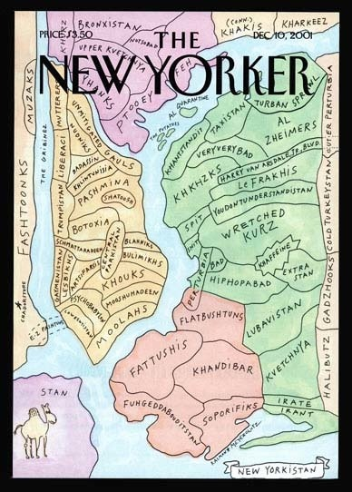 The best-selling issue of The New Yorker  in history