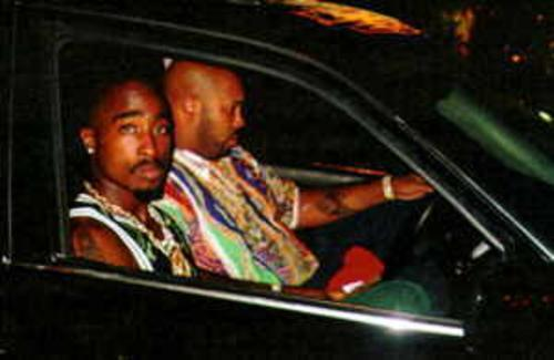 The last picture taken of Tupac Shakur alive, twenty minutes before being shot. September 7, 1996 - 15 years ago today