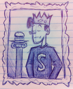 I want to paint this  Jughead Jones