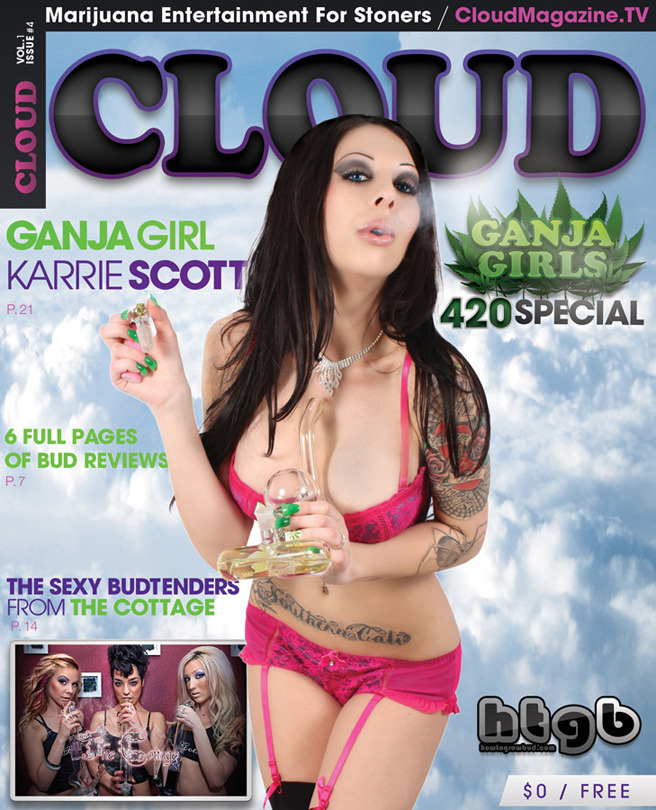 Top 50 Girls Of Tumblr (Ganja Girls Edition) check and see if you made the cut :)  Submit Your Ganja Girl Photos Or Reblog So Others Can See and Submit :)  Top 10 Girls Will Be Posted On The Ganja Girls Official Website HowToGrowBud.com and Maybe Even Printed In The Next Issue Of Cloud Magazine  Beautiful Girls Smoking Marijuana With Beautiful Bongs
