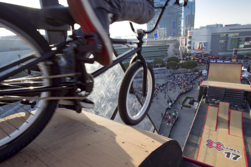 It's official, X Games Los Angeles 2012 is coming at you a month earlier next year. June 28th - July 1st. Save the date!