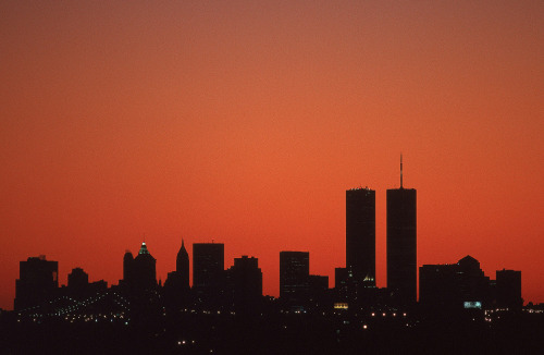 "theatlantic:  9/11: The Week Before  The attacks of September 11th, 2001 came as a huge surprise, shocking the world and immediately dominating the news around the world. Ten years later, the reverberations from that shock and the varying reactions to it continue to affect nearly everyone in ways large and small. While most people remember where they were on that day, it can be difficult to recall what else was happening in the days just before. I thought it would be interesting to go through the newswires and find photos of events taking place around the world during the week of September 3 to September 10, 2001. Some of the photos are directly related to the upcoming attacks, or the fallout that resulted, many have nothing at all to do with the attacks, but simply show glimpses of what was happening at that time. Gathered here is a time capsule of images taken during this week of September, one decade ago, before everything changed.  See more photos as In Focus  These snapshots of the world from a decade ago make up one of the best series I've seen from ""In Focus"" yet. The last images are chilling."