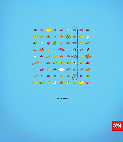 Lego  Hello lego, this print is amazing. AMAZING.
