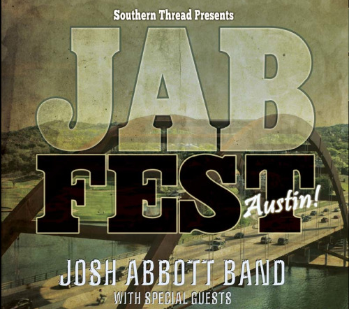 Who's ready to have a party Josh Abbott Band style?  Josh is bringing the fun to Nutty Brown in Austin, TX on September 24th.  Sponsored by Southern Thread, the event kicks off at 4:00 pm.  Joining JAB will be Turnpike Troubadours, Whiskey Myers, Ryan Beaver, and Rob Beard.  Grab your ticket now! You won't want to miss out on this. General Admission & VIP Packages are available. VIP Experience Includes:*Lunch with Josh Abbott*JAB Fest Event T-Shirt*JAB Fest Event Poster*Acoustic performance from Josh Abbott during lunch*Meet and Greet with Josh Abbott *Reserved VIP Seating during the entire event with waiter service Click HERE to purchase tickets.