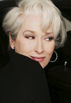 "DEAR MARYL STREEP,HOW TO BE A DIVA IN TWO WORDS: ""That's All!"""