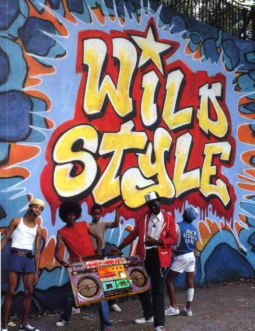 Wild Style - Legendary New York graffiti artist Lee Quinones plays the part of Zoro, the city's hottest and most elusive graffiti writer. The actual story of the movie concerns the tension between Zoro's passion for his art and his personal life, particularly his strained relationship with fellow artist Rose. But this isn't why one watches Wild Style—this movie is *the* classic hip-hop flick, full of great subway shots, breakdancing, freestyle MCing and rare footage of one of the godfathers of hip-hop, Grandmaster Flash, pulling off an awesome scratch-mix set on a pair of ancient turntables.
