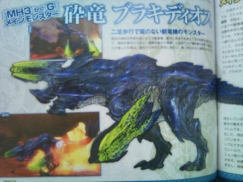 Remember when Monster Hunter made wyverns instead of Digimon?