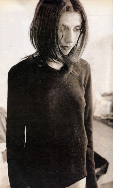 ohitsthe90s:  PJ Harvey, Spin Magazine, 1997. Photo: Valerie Phillips