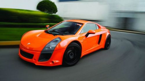 "The new Mexican sports car, and the team's comments: S: ""Does it pull weeds as it goes?""R: ""There must be a lawnmower underneath""K: ""I wonder if next to the 'start' button there's a 'run from homeland security' button"" C:  ""I was going to ask if you could just pick one up for the day at the Circle K"""