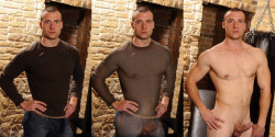 Speciman 10m: Clothed, See-through, Unclothed