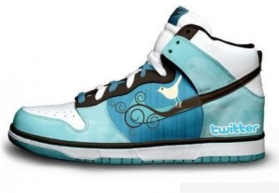 Cool Shoes #2 TWITTER! EPIC SHOES ARE EPIC!