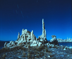 Mono Lake Spire Tufa Formation - 1981 by Sharper24 on Flickr.
