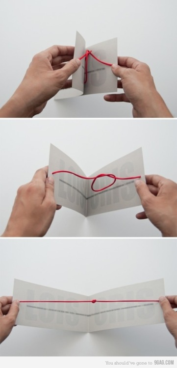 Cute wedding invite!  foxyroxysfoxythoughts:  Aw, that's cute.