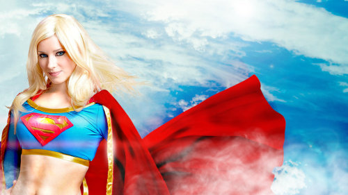 Supergirl by *EnjiNight