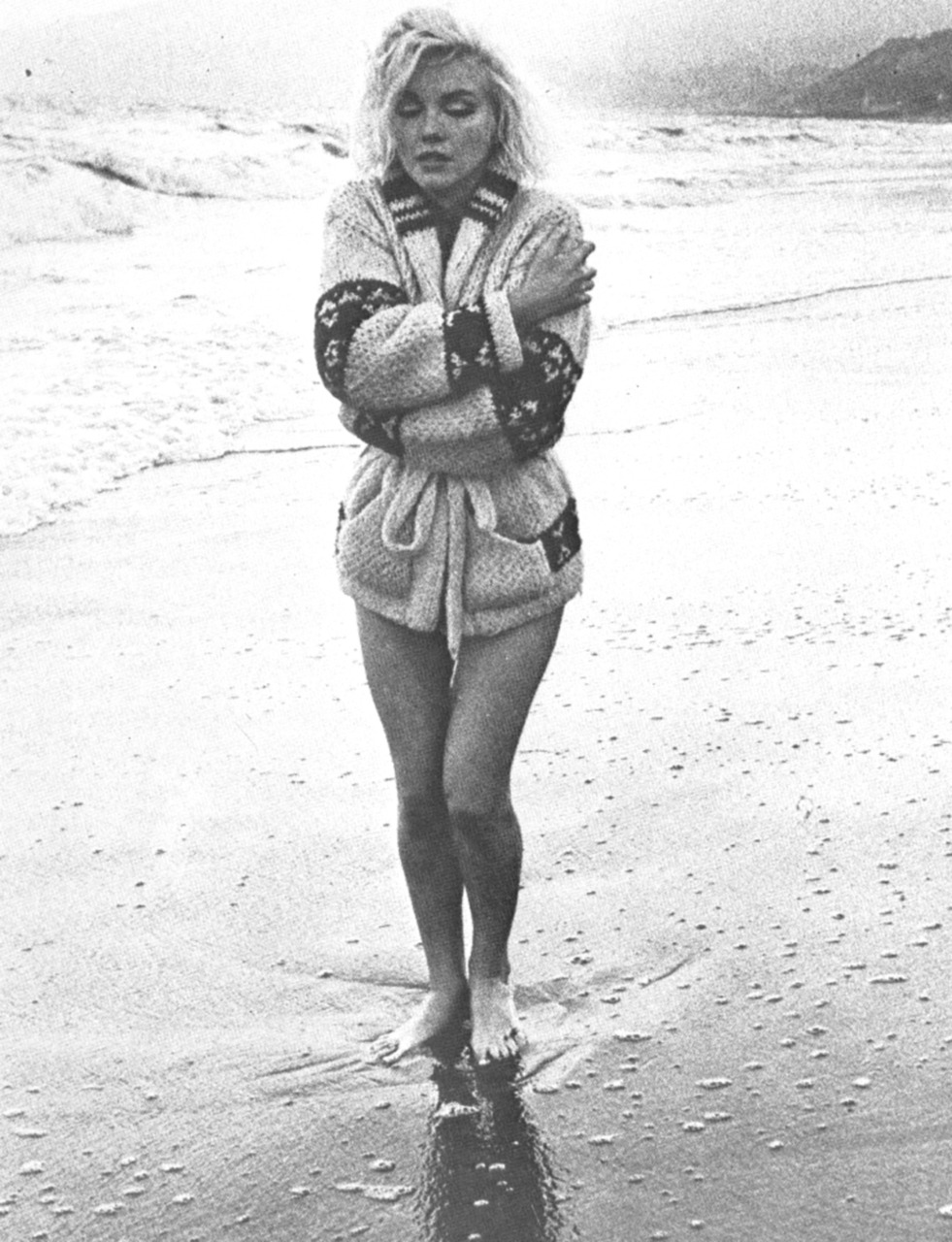 Marilyn Monroe by George Barris, June 1962