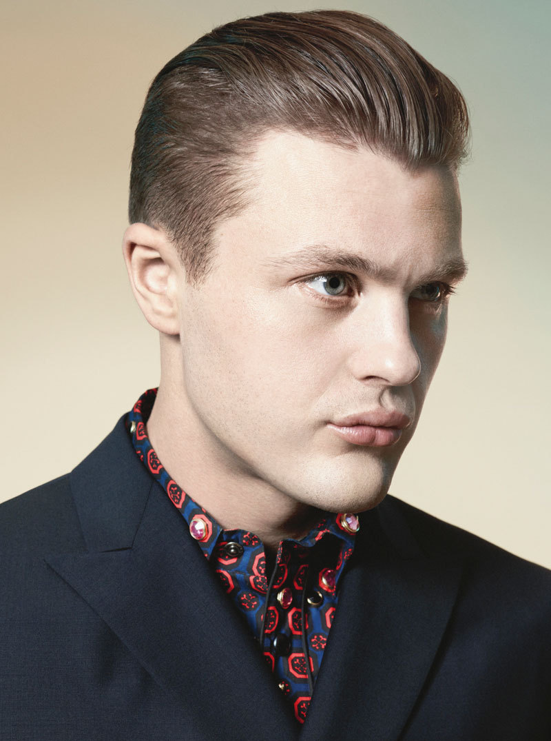 bohemea:  Michael Pitt for Prada Spring/Summer 2012 by David Sims