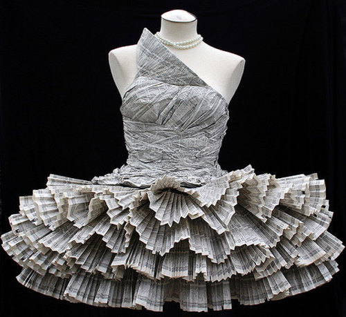 Book Dress. Perfect.