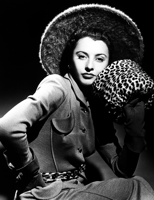 missavagardner:  Barbara Stanwyck photographed by George Hurrell