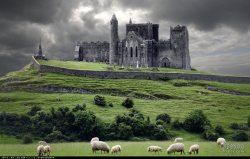 cascadabella:  The Rock of Cashe, Ireland