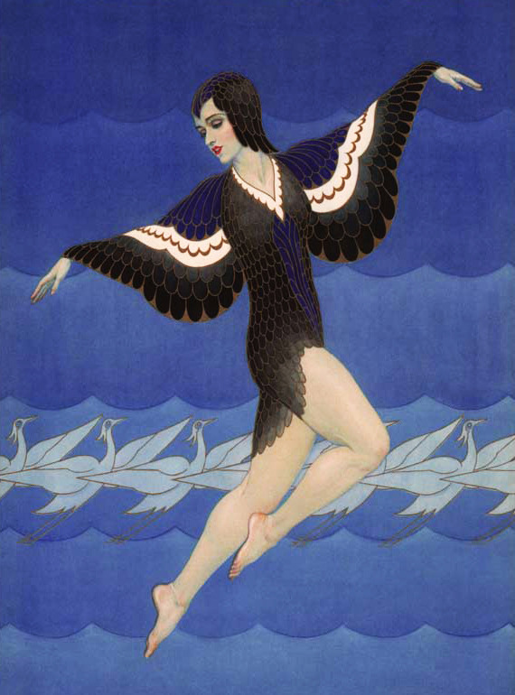 vintagegal:  Carl Link for The Dance magazine 1927