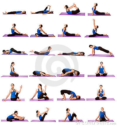 justwanttobehealthyandfit:  Love Yoga, these are for u followersss…  Yoga makes me feel good in a healthy way of life…