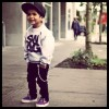 inspiresswag:  kid got swag