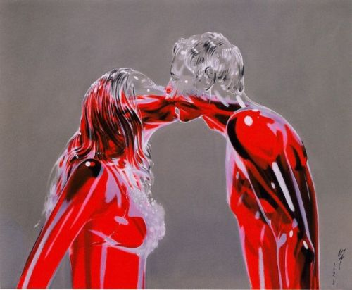 lustik:  How long does love last? - Wu Ming Zhong via Artyoyo and Art