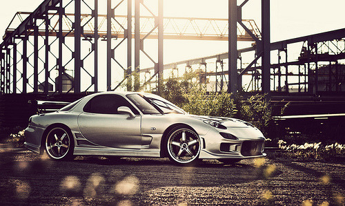 automotivated:  Mazda RX-7 [Explored] - #15 (by Raymond Saw)