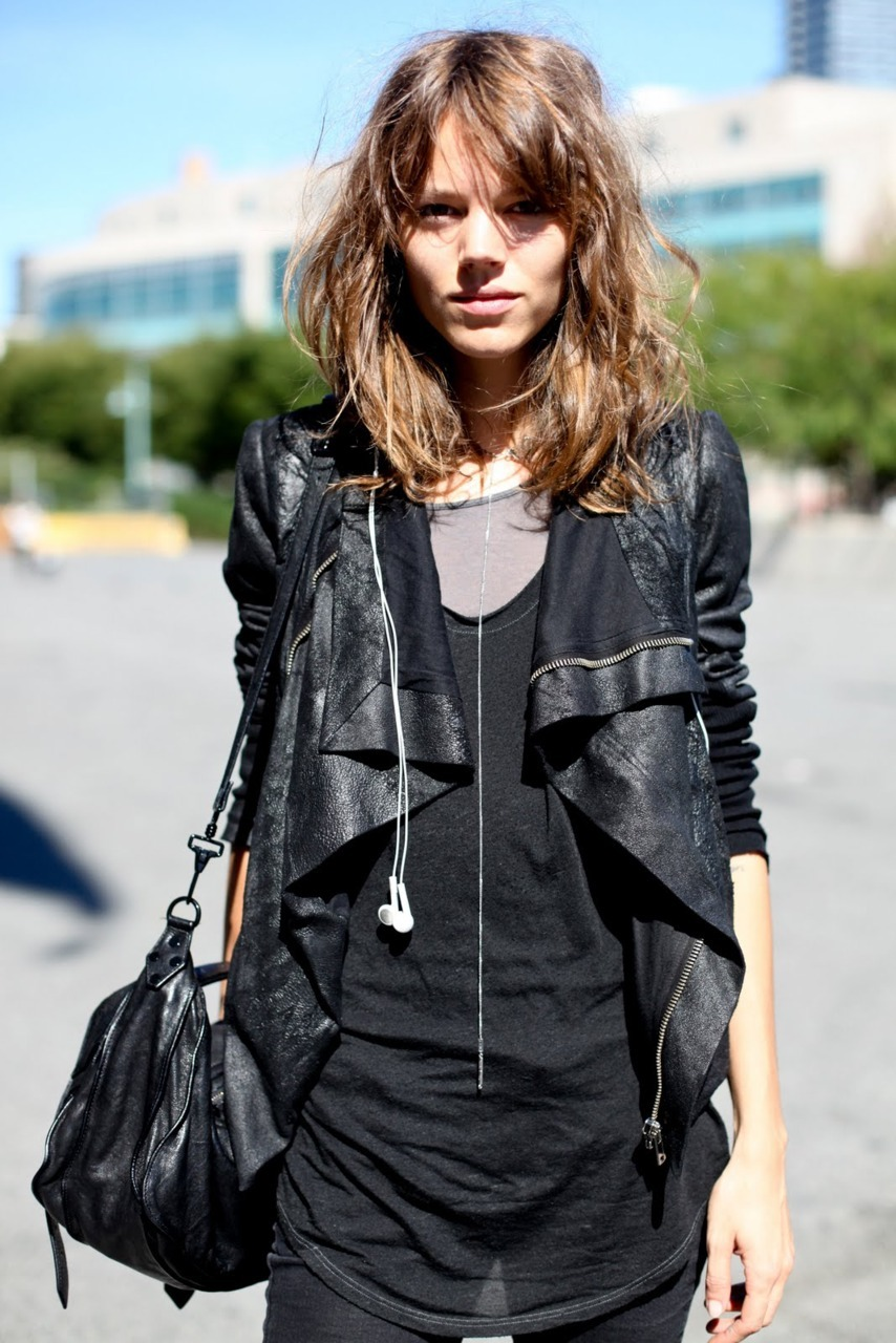 Freja…This girl is totally my muse right now.