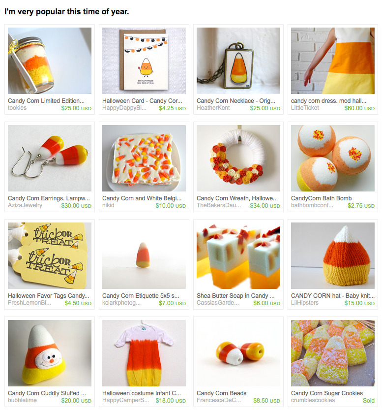 happydappybits:  Gorgeous treasury that was named after my Halloween Card! So flattered. And you can check out some other awesome treasuries my card was featured in here. Lots of really cool Halloween themed items, check 'em out! Also want to thank Greenderella and her wonderful blog for featuring my Thank You cards in the Eco Friendly Shopping on Etsy post. :)
