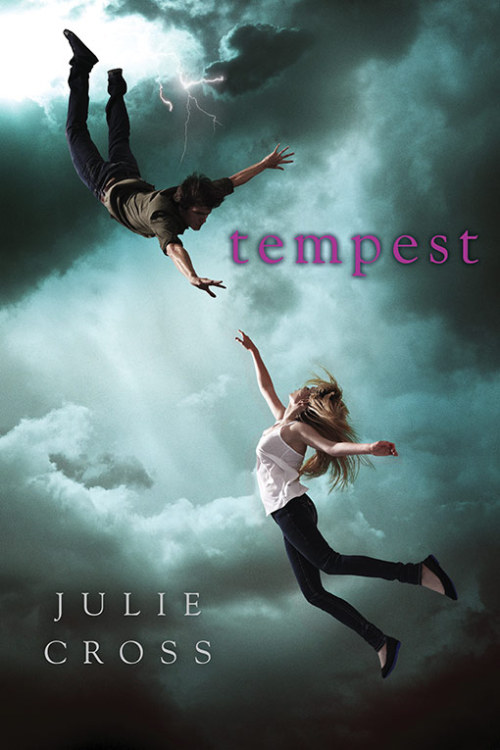 "Julie Cross' debut YA novel Tempest is already generating good buzz.  The book won't be hitting shelves until January 3rd, but you can preview the first four chapters here.  The story follows Jackson Meyer, a ""cocky, time-shifting 19-year-old protagonist [who] doesn't understand the rules himself, and is struggling to figure out this strange, apparently instinctive power — though, like most kids that age, he's not all that serious about his potential until trouble strikes."""