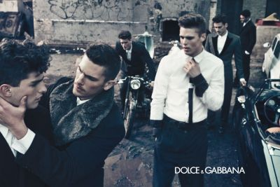 For DOLCE & GABBANA