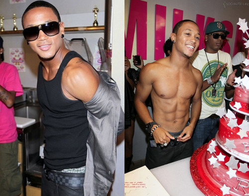 lil romeo is not LIL NO MORE!!!