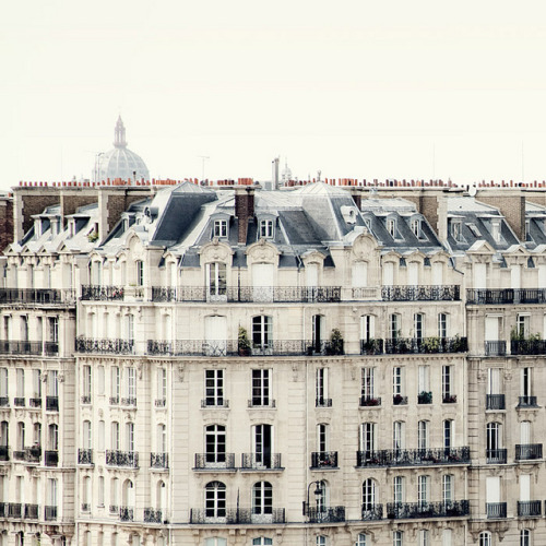 Bonjour Paris by IrenaS on Flickr.