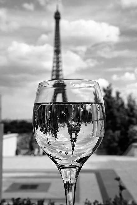 Let's drink Paris