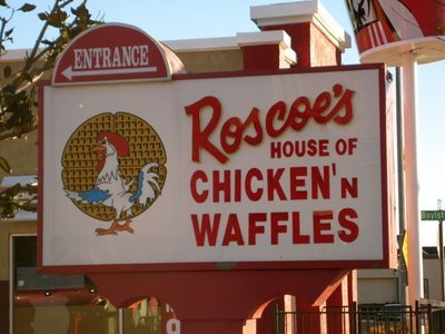 best chicken. best waffles. WANT.