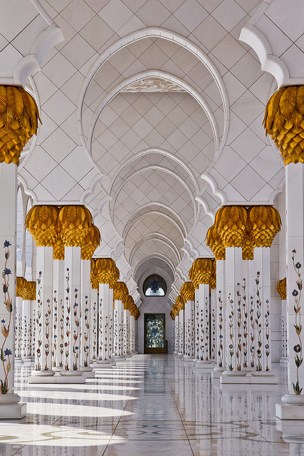 travelthisworld:  Abu Dhabi, UAE