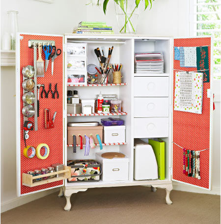 An awesome organizing solution.