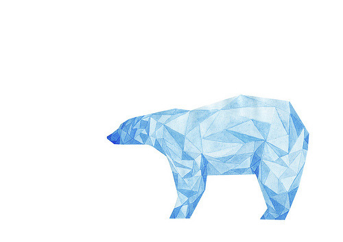 bearstation:  POLYGON BEAR.