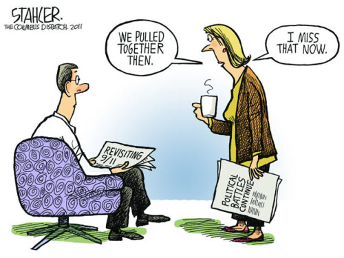 Jeff Stahler, Columbus Dispatch