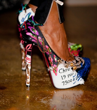 lou-boutin:  tommymendes:  These dont lie from christian louboutin  <3
