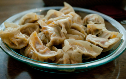 Momos Homemade Nepali spicy dumplings based on my mom's amazing and simple recipe.