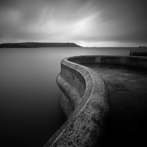 Sea Wall by Adam Clutterbuck