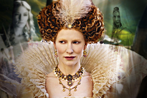 Hogwarts Dream-cast | Cate Blanchett as Queen Maeve Queen Maeve was a famous witch who lived in Medieval times. Before the establishment of Hogwarts School of Witchcraft and Wizardry, she was involved in the training of young wizards and witches in her native Ireland. She was immortalised on a Chocolate Frog Card. Her title may indicate she´s muggle-born or half-blood, as Remus Lupin mentions there are no princes in the wizarding world and thus, probably no queens or it means that she married a muggle king. Me personally, I believe her role have influenced the founding of Hogwarts, which is why I did this dream-role.