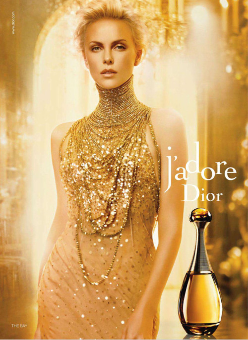 Dior launches the new J'adore fragrance commercial with Charlize Theron - check it out!