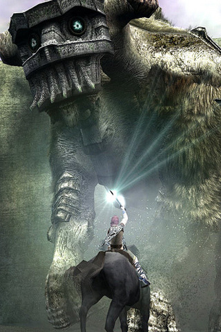 …And here it is, the review for Ico & Shadow of the Colossus HD collection.